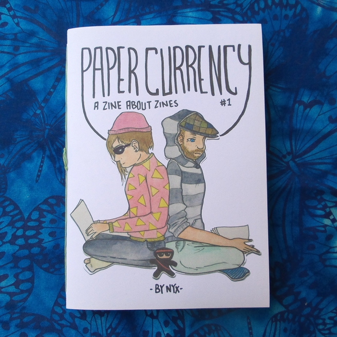 Paper Currency Cover