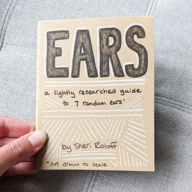 Meet the Zinester_Sheri Roloff_Ears Cover